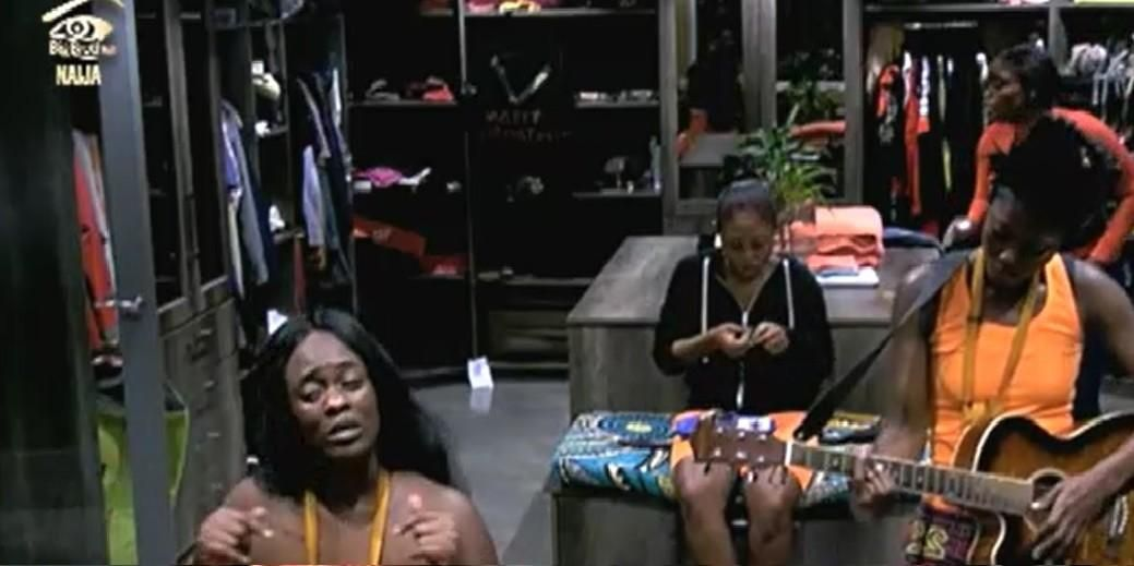 Africa Magic Official Website - Day 17: Bisola's got pipes!