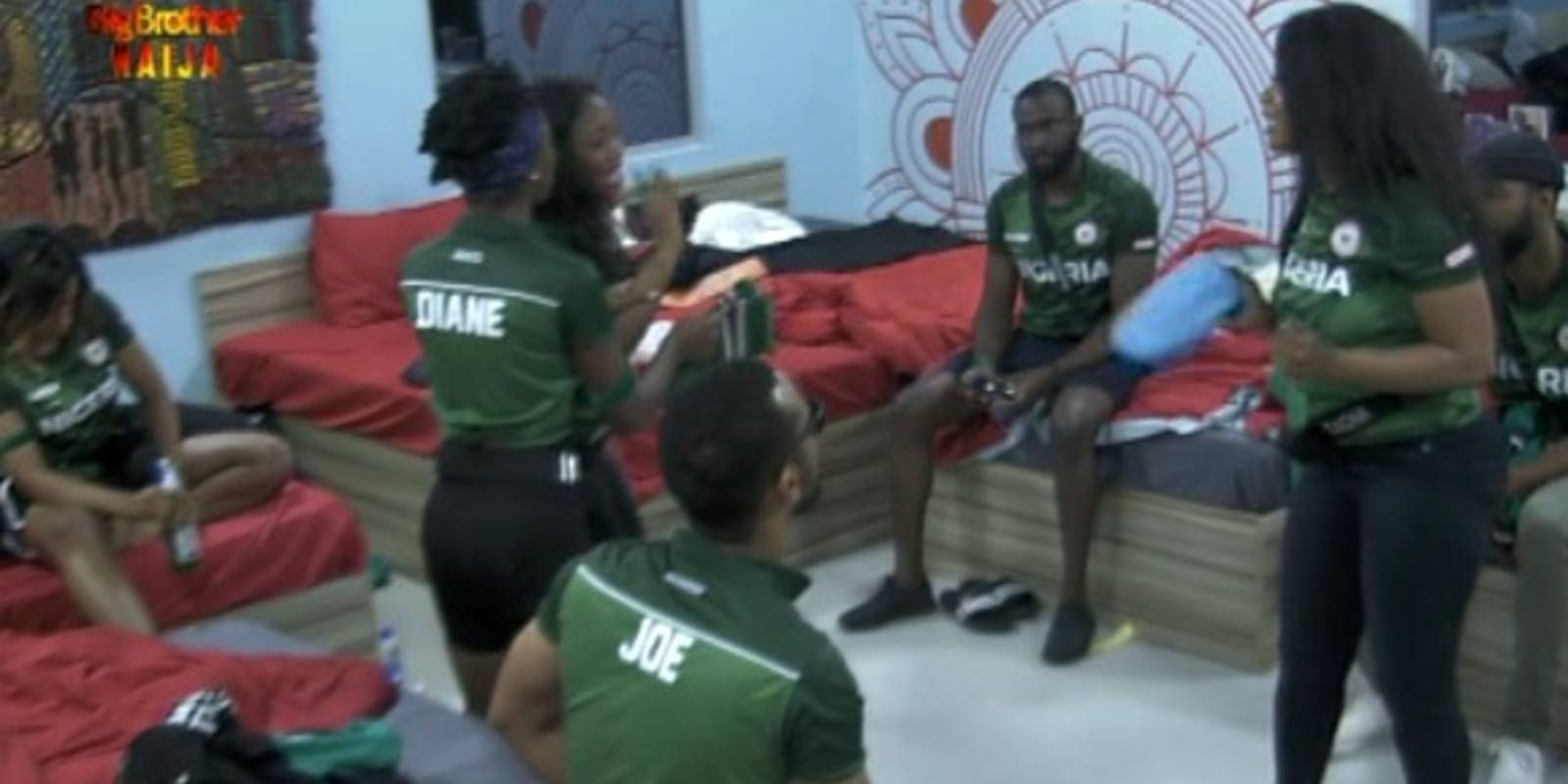 The Housemates share Fart Tales & Venita dares Sir Dee to Kiss Her on #BBNaija Day 47