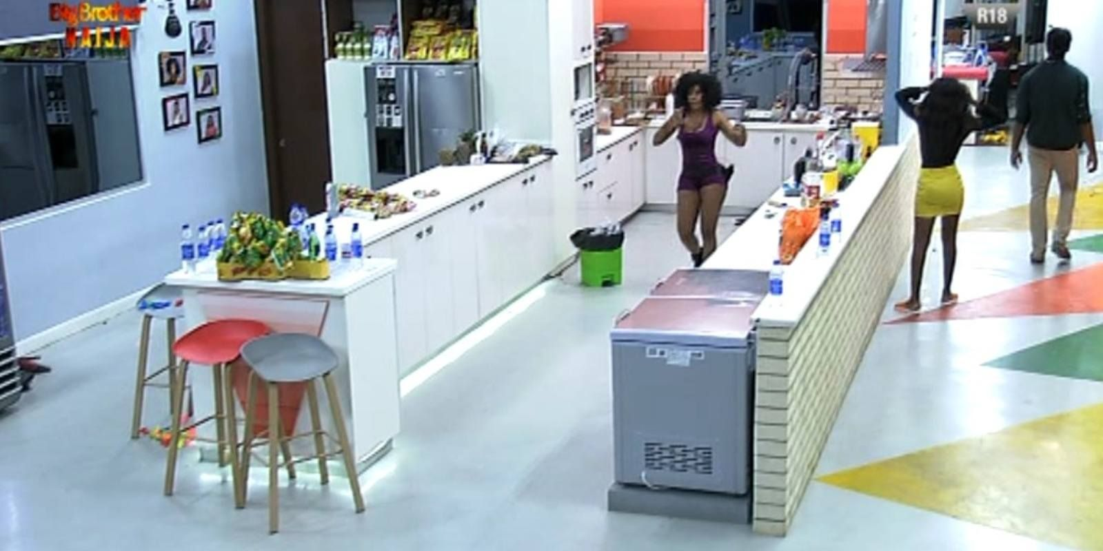 BBNaija 2019 Day 80 Highlights - Housemates and the missing red box