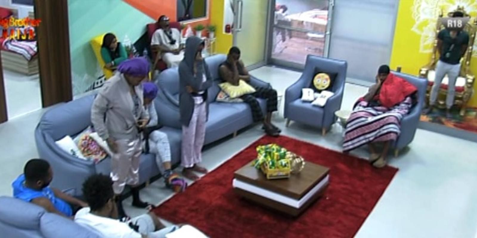 Cindy, Diane, Elozonam earn Strikes, The Housmates party with DJ TTB & Reekado Banks on #BBNaija Day 83